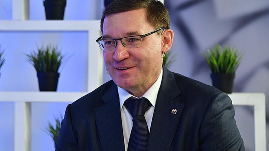 Интервью главы Минстроя Владимир Якушев телекомпании «Дума-ТВ»