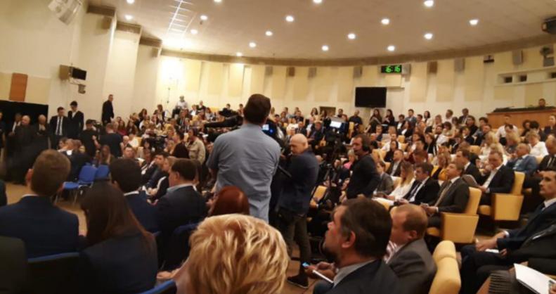НОСТРОЙ принял участие в парламентских слушаниях в Госдуме