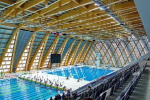 Павел Колобков посетил строительство спортивных объектов в Ханты-Мансийске