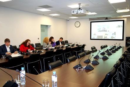 Научно-консультативная комиссия Экспертного совета НОСТРОЙ провела свое очередное заседание