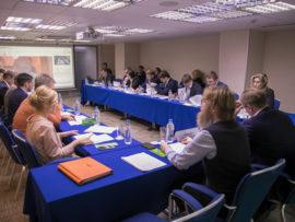 Заседание Экспертного совета НОСТРОЙ прошло в рамках деловой программы XVIII Всероссийского съезда строительных СРО