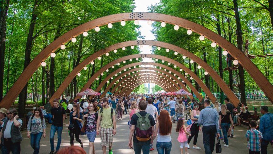 Первая Международная выставка-конференция ParkSeason Expo пройдет при поддержке Минстроя России