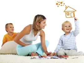 Расширение программы материнского капитала создаст дополнительный спрос на ещё 6 млн кв. м жилья в год, подсчитали в ДОМ.PФ