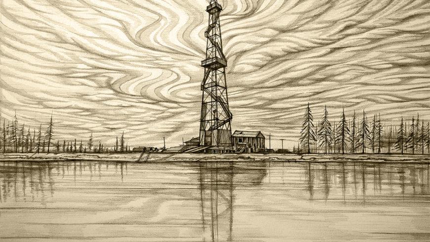 В рамках подготовки к празднованию 90-летия региона запланированы съемки художественного фильма «Нефть» кинокомпании «Андреевский флаг»