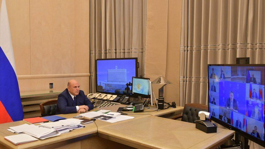 Михаил Мишустин: Размер кредита в рамках льготной ипотеки увеличен до 6 млн руб., для столичных регионов — до 12 млн руб.