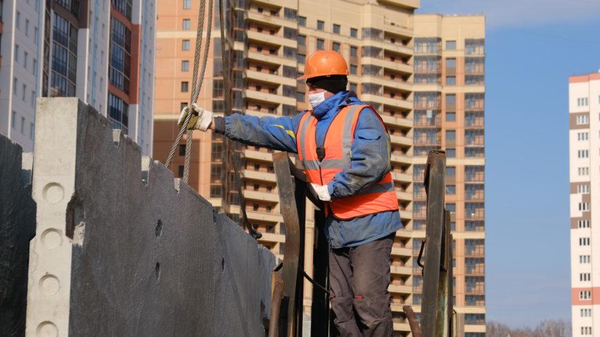 В России планируют создать электронную базу вакансий для строителей