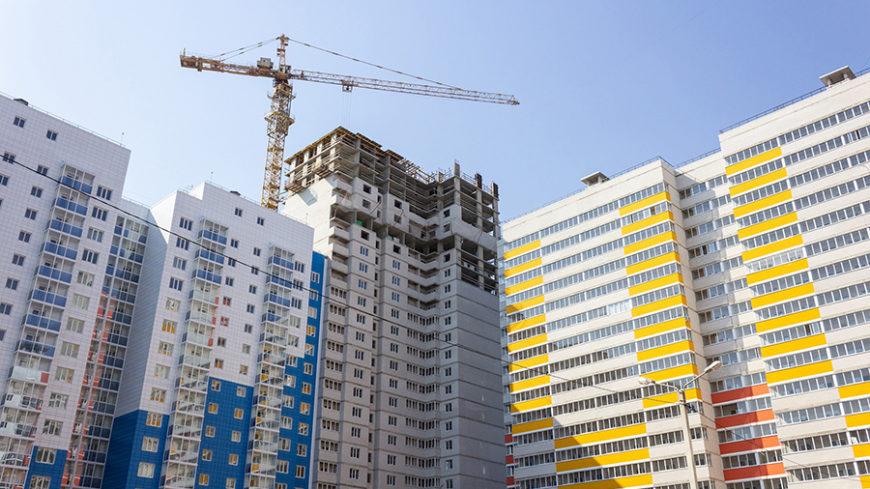 Росстат: ввод жилья в России за январь 2021 года вырос на 15,1% (графики)
